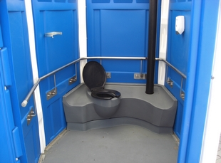 Minder valide toiletcabine